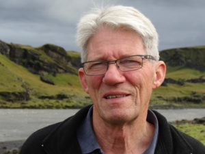 Eggert Gunnarsson: Icelandic driver and guide