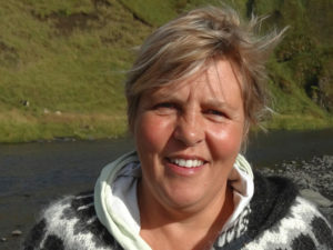 Marianne Wittwer: Guide and travel agent